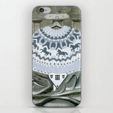 Sweater with Horses iPhone & iPod Skin