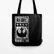 Rebel Base Tote Bag