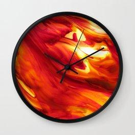 ephemera Wall Clock