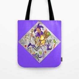 Peace, Plenty and Happiness Fool Tote Bag