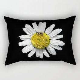 Bee Loves Bee Loves Bee Not. Rectangular Pillow