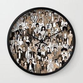 Tokyo Punks Vintage Years Wall Clock