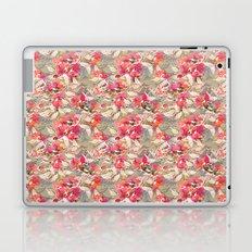 Roses in retro Laptop & iPad Skin