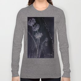 Nature's galaxy Long Sleeve T-shirt