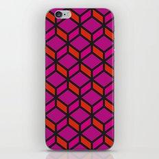 Rando Color 11 iPhone & iPod Skin