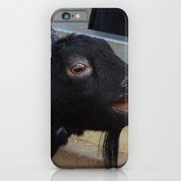 Goat Call iPhone Case