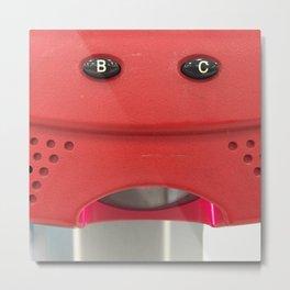 B-C-ing you! Metal Print