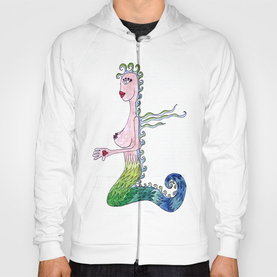 THE MERMAID Hoody