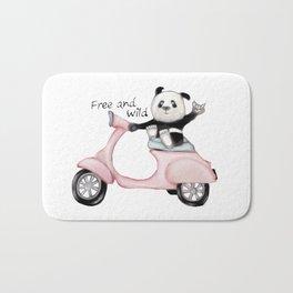 Wild and Free Bath Mat