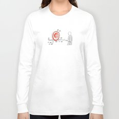 Off Target Long Sleeve T-shirt