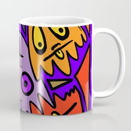 Ghost friends from AkA Corp Coffee Mug