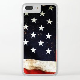 Always Proud Clear iPhone Case