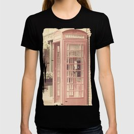 London is calling my name T-shirt