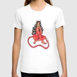 Shedevil Selfie T-shirt