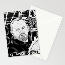 Jared Harris - The Expanse Stationery Cards