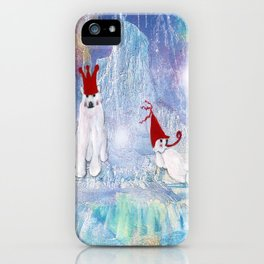 The Ice Party iPhone Case