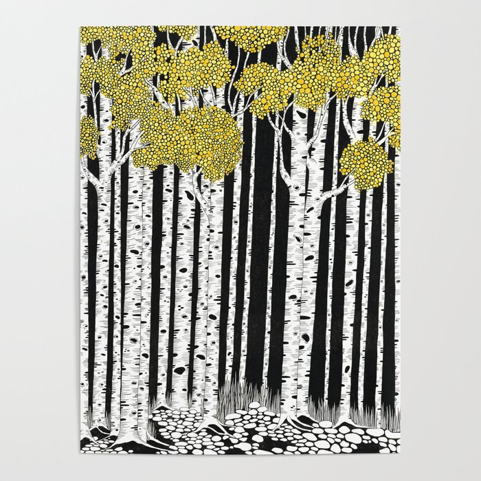 Golden Poster