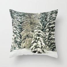 Warm Inside Throw Pillow