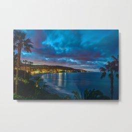 30 Seconds of Laguna Beach Metal Print