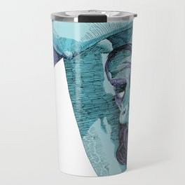 Fire Travel Mug