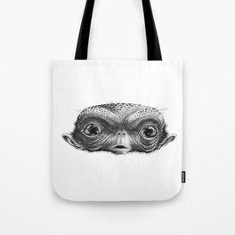 Big Eye Frank Tote Bag