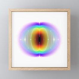 Meta Anatomy Framed Mini Art Print