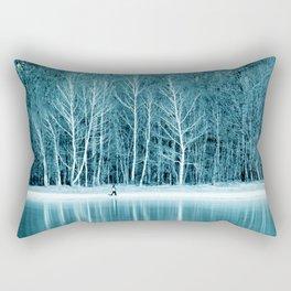 frozen IV Rectangular Pillow