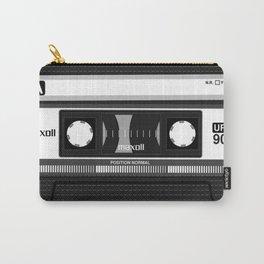 Compact cassette | 90's | 90's music | Cassette tape | Punk Carry-All Pouch