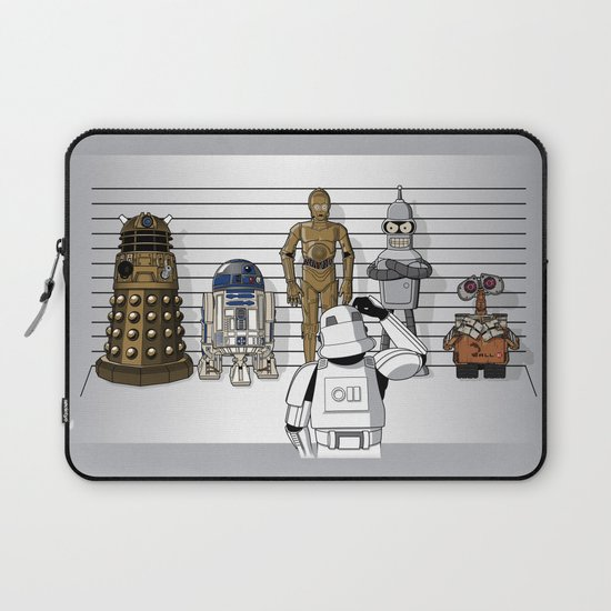 Star Wars Droid Lineup Laptop Sleeve