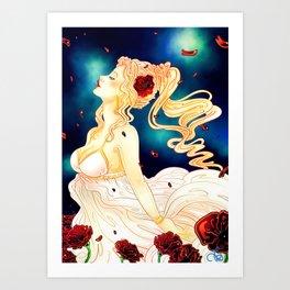 Goddess of the Harvest Art Print