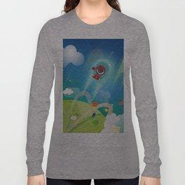 The Eyez - Astronaut Long Sleeve T-shirt