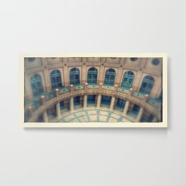 The Capital Building in Austin, Texas Metal Print