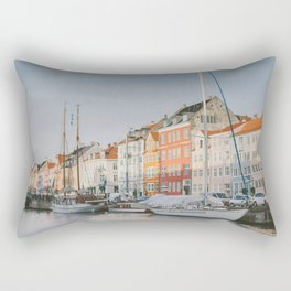 The Harbour Rectangular Pillow
