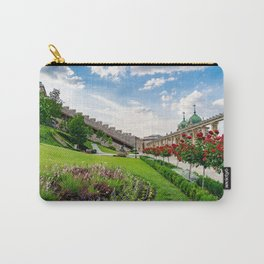 Royal Palace Garden Carry-All Pouch