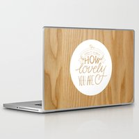 coldplay Laptop & iPad Skins featuring Lovely Lyric by • CD •