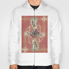 Queen Of Clubs Hoody
