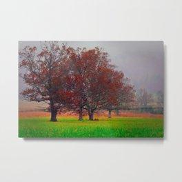 Tree of Beauty Metal Print