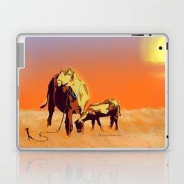 Barbados' Gold, Creatures of the Caribbean Laptop & iPad Skin