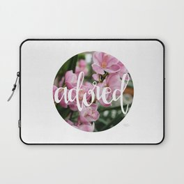 Adored - Botanical  |  The Dot Collection Laptop Sleeve