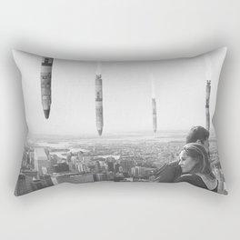 Love Till The End Rectangular Pillow