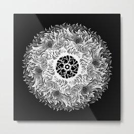 Sole Singularity Metal Print