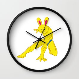 One Tooth Rabbit Fallback to Avoid Hitting Wall Clock