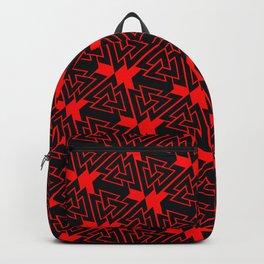 Valknut Pattern Backpack
