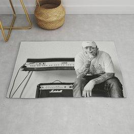 Mac Miller, American Rap Wall Art. Hip Hop Artist Print. Modern Poster. Home Decor Rug
