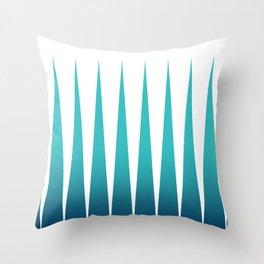 Mid Century Muse: Big Top Throw Pillow