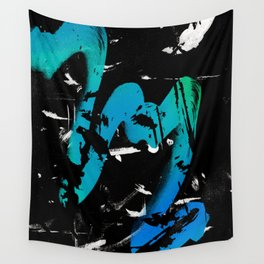 PSYCO CHILL NIGHT Wall Tapestry
