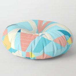 Space Ballerina Floor Pillow