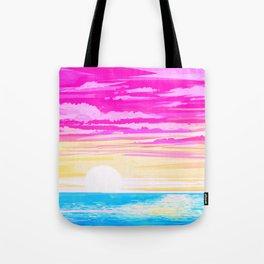 Pan Sky Tote Bag