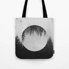 SOMEWHERE Tote Bag