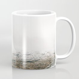 White winter mountain landscape | Norway travel photography print | Trolltunga Wanderlust art Coffee Mug